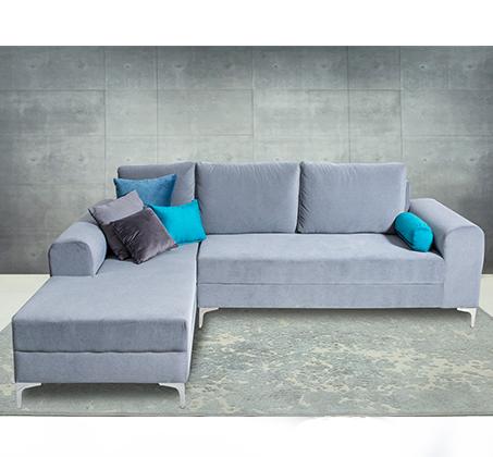 ספה פינתית מודרנית דגם פלאטין