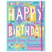 באתר בלבד! יצירת מתנות נייר - יום הולדת.  לגילאי:6+