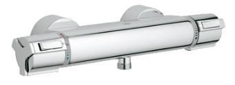 סוללה תרמוסטטית למקלחת 34236 סדרת Allure - Grohe