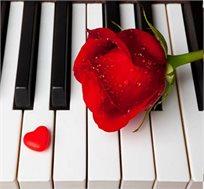 """מופע מיוחד לציון ט""""ו באב על אהבה ורומנטיקה במוסיקה עם הפסנתרן אליהו סמאדזה"""