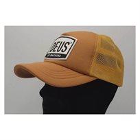 דאוס כובע מצחייה Deus Moretown Tan