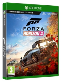 Forza Horizon 4 Xbox One אירופאי!