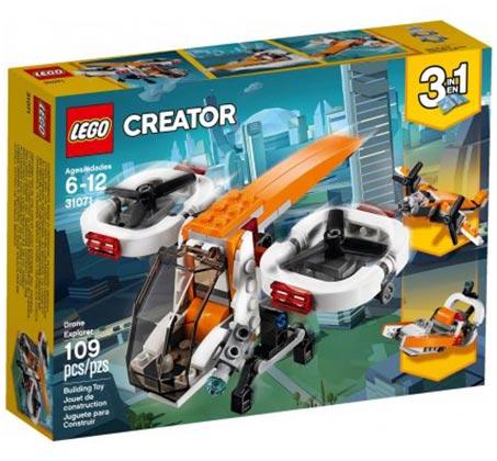 """מזל""""ט - משחק לילדים LEGO"""