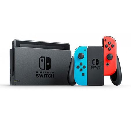 נינטנדו סוויץ Nintendo Switch בנפח 32GB כולל 2 שלטים