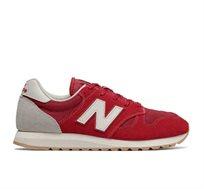 נעלי סניקרס NEW BALANCE דגם U520AH לגבר בצבע אדום