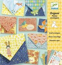 יצירה - אוריגמי מעטפות קטנות