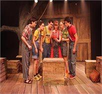 כרטיס להצגה 'הצמיד של אופירה' של תיאטרון אורנה פורת ב-1.12