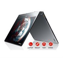 """מחשב נייד ל 60 יום ניסיון- Lenovo Yoga 3 Pro מגע מסך """"13.3 זיכרון 8GB דיסק 256GB SSD"""