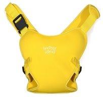 מנשא תינוק מניאופרן לשימוש בים ובבריכה + תיק נשיאה מתנה - צהוב