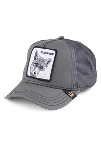 כובע מצחייה גורין - Goorin Silver Fox Whisky