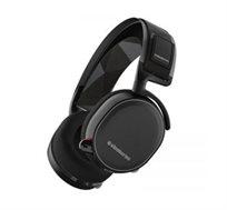 אוזניות גיימינג אלחוטיות Lag-Free  Arctis 7