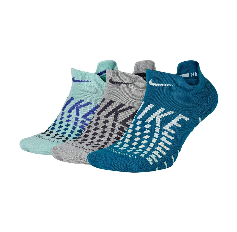 שלישיית גרבי נשים - גווני כחול