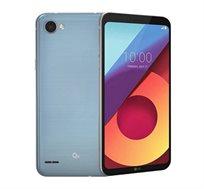 """סמארטפון LG Q6+ M700Y גודל מסך """"5.5 FHD אחסון 64GB+4GB מצלמה 13MP"""