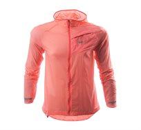 מעיל רוח קל NIKE לנשים דגם 618991-654 בצבע ורוד