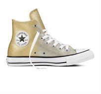 נעלי אולסטאר לנשים גבוהות עם נצנצים - All Star