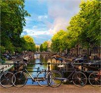 חבילת נופש בהולנד ל-7 לילות בכפר נופש גם בפסח כולל טיסות ורכב החל מכ-€499*