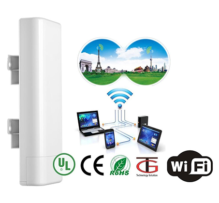סנסציוני מגדיל טווח קליטה ושידור אלחוטי עוצמתי של רשת האינטרנט עד 7000 מטר MP-93