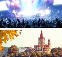 השואו הכי מרהיב במוזיקה, קודלפליי בוינה כולל טיסות ואירוח במלון חל מכ-€749*
