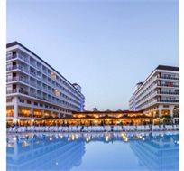 חופשת הפסח באנטליה, נופש ל-3 או 4 לילות במלון 5* הכל כלול כולל טיסות והעברות החל מ-€269 לאדם!