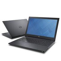 """מחשב נייד 15.6"""" Dell סדרת Inspiron דגם 15R-I3542-3267Bk, מעבד Core I3, זיכרון 4Gb, דיסק קשיח 1Tb, מערכת הפעלה Windows 8 - מוחדש"""