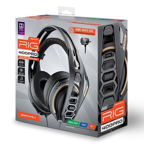 Plantronics Rig 400 Pro אוזניות גיימינג