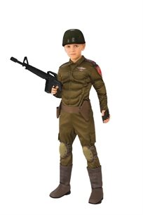 חייל ישראלי שרירי דלוקס