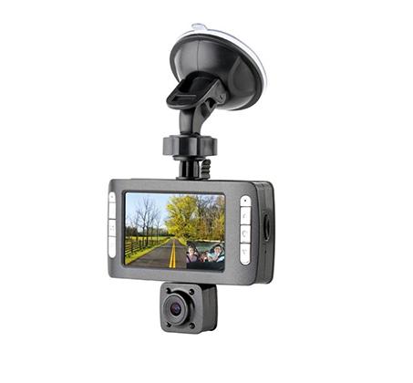 מצלמת דרך דו כיוונית עם צד ענק לתיעוד כולל FULL HD
