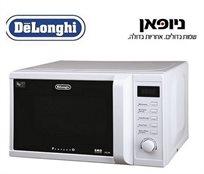 מיקרוגל פרפקטו MW-360 מבית DeLonghi בנפח 20 ליטר, הספק 700W ו-8 תוכניות אוטומטיות - משלוח חינם