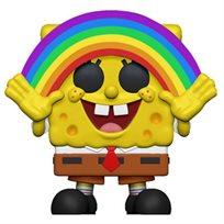 Funko Pop - Sponge Bob Rainbow (Sponge Bob) 558 בובת פופ בוב ספוג