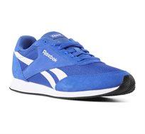 נעלי ספורט לגברים -כחול ולבן