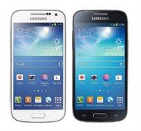 סמארטפון Samsung Galaxy S4 mini GT-I9195 LTE עם 8GB זיכרון בצבע שחור או לבן לבחירה