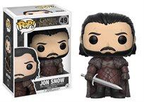 בובות פופ ג׳ון סנו משחקי הכס (49) Funko POP Game of Thrones: Jon Snow
