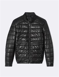 מעיל BIKER שחור