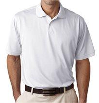 למראה קלאסי ויבש! חולצת פולו איכותית שרוול קצר, מנדפת זיעה בטכנולוגייה ה-Dry-Tech