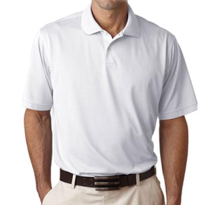 חולצת פולו מנדפת זיעה לגברים