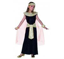 תחפושת לפורים לילדות הנסיכה קליאופטרה