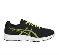נעלי ריצה STORMER 2 T843N.9089 לגברים בצבע שחור ליים