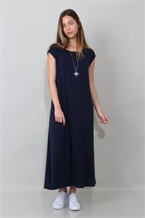 שמלת מקסי גלביה