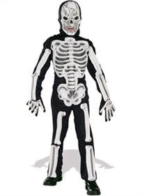 שלד עצמות בולטות