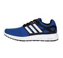 נעלי ריצה לגברים ADIDAS MENS ENERGY CLOUD WTC BA8152 - כחול/שחור/לבן