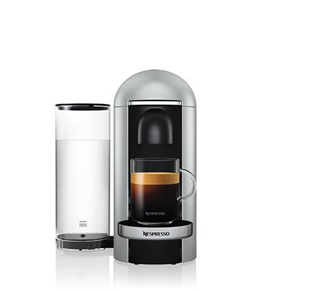 מכונת קפה NESPRESSO VertuoPlus בצבע כסוף דגם GCB2  - משלוח חינם - תמונה 3