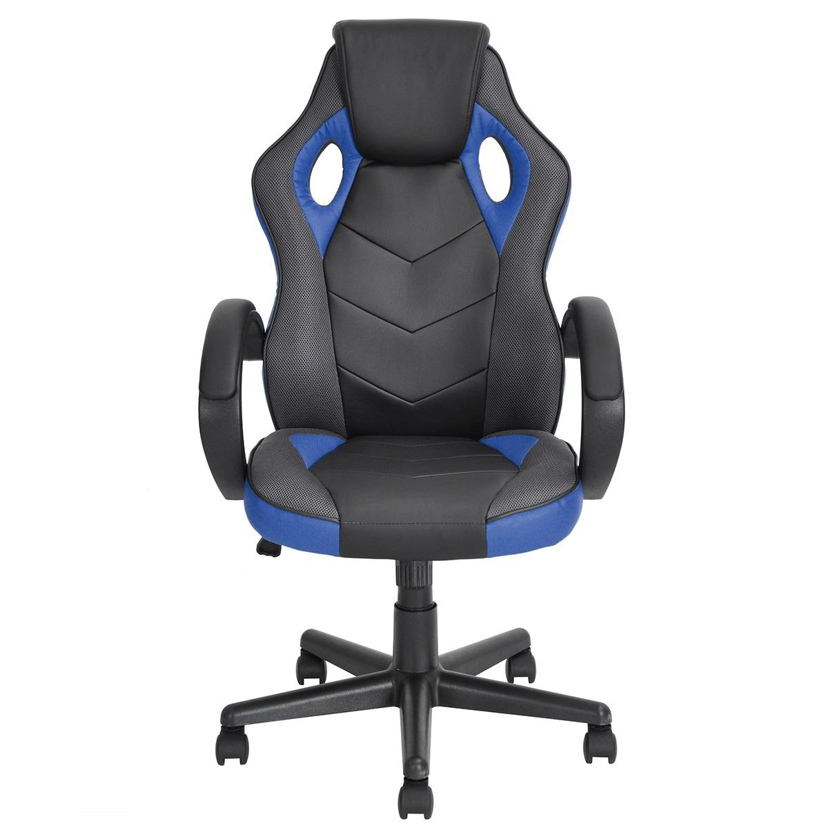 כסא סופר-גיימר Homax מעוצב לבית או למשרד לישיבה ממושכת ונוחה במגוון צבעים לבחירה - תמונה 3