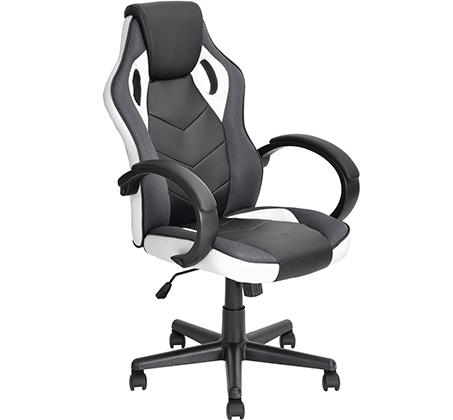 כסא סופר-גיימר Homax מעוצב לבית או למשרד לישיבה ממושכת ונוחה במגוון צבעים לבחירה - תמונה 2