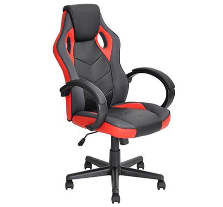 כסא סופר-גיימר Homax מעוצב לבית או למשרד לישיבה ממושכת ונוחה במגוון צבעים לבחירה - תמונה 7