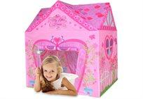 אוהל נסיכות מפואר לילדות מתאים לים, פארקים, דשא וחול  קל לפירוק והרכבה - משלוח חינם!