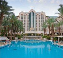 """3-4 לילות במלון 'הרודס פאלאס אילת' ביולי ע""""ב ארוחת בוקר החל מ-₪4500"""