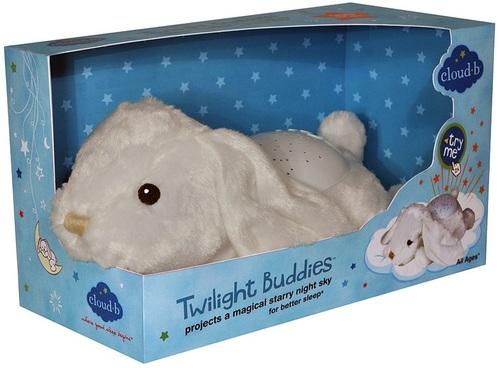 ארנב הדימדומים - מנורת שינה מקולקציית האורות - תמונה 3