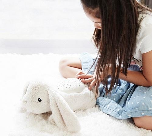 ארנב הדימדומים - מנורת שינה מקולקציית האורות - תמונה 2