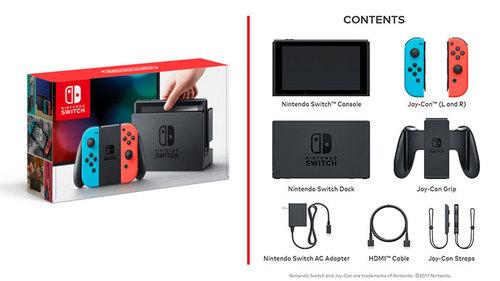 Nintendo Switch נינטנדו סוויץ' גרסת קיץ!! משלוח חינם - תמונה 2