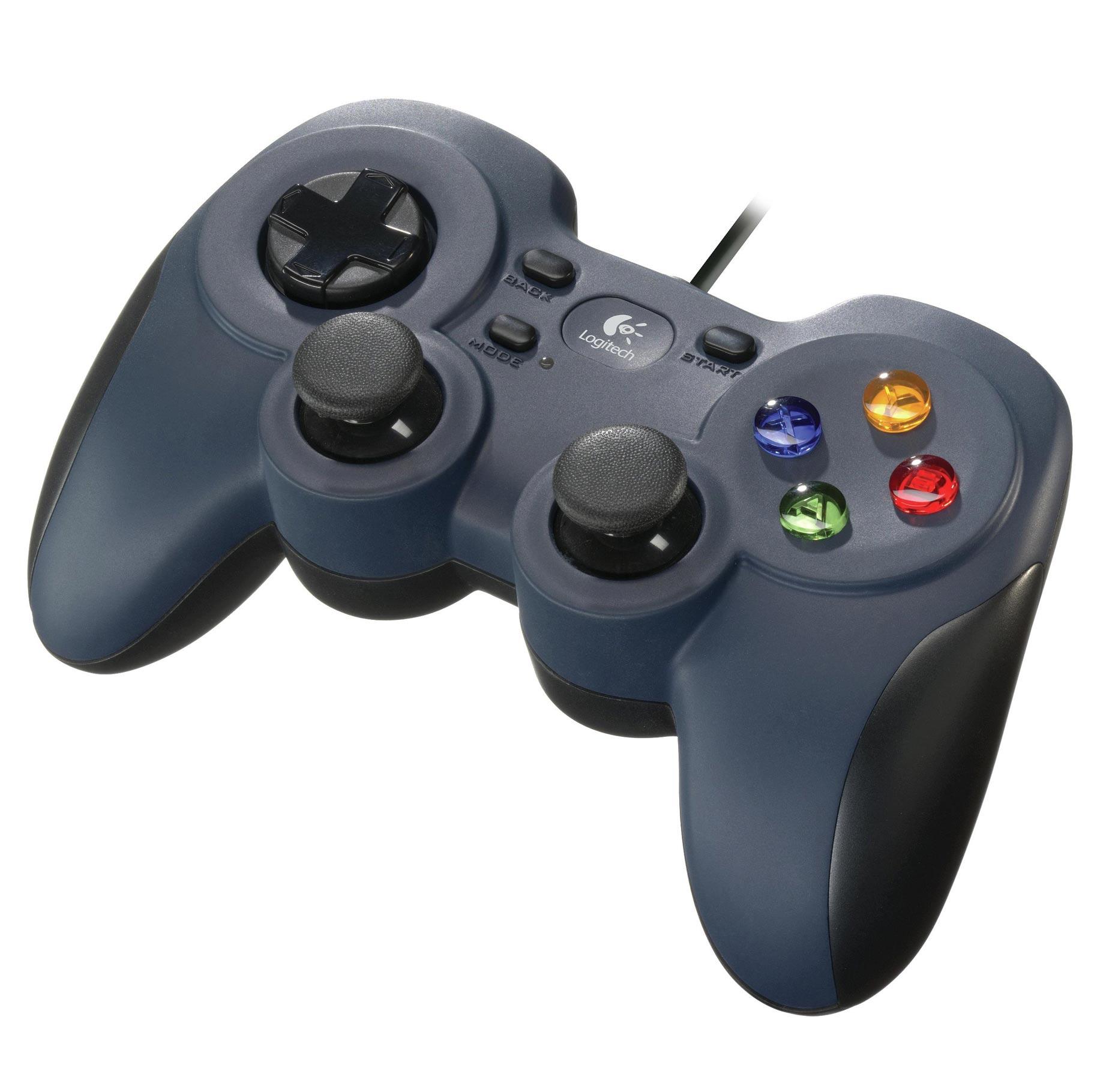 בקר משחק חוטי Gamepad F310